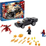 LEGO® Marvel Spider-Man: Spider-Man and Ghost Rider vs. Carnage 76173 Building Kit