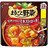 まるごと野菜 完熟トマトのミネストローネ 200g×6