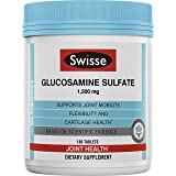 Swisse Ultiboost Glucosamine Sulfate | Supports Joint Mobility & Cartilage Health | 1500 mg, 180 Tablets