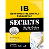 IB Economics (SL and HL) Examination Secrets Study Guide: IB Test Review for the International Baccalaureate Diploma Programm