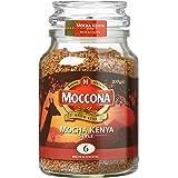 Moccona Mocha Kenya Style Freeze Dried, 200 g x 6