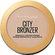 Maybelline City Bronzer and Contour Powder - Medium Warm 250