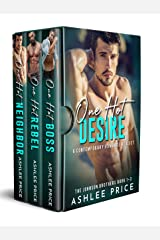 One Hot Desire: A Contemporary Romance Box Set (The Johnson Brothers Books 1 - 3) Kindle Edition