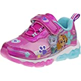Nickelodeon Paw Patrol Girls Light Up Lightweight Sneakers (Toddler/Little Kid)