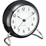 【正規輸入品】Arne Jacobsen Station Table Clock 43672