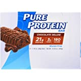 Pure Protein Chocolate Ca Size 6ct Pure Protein Chocolate Bar 1.76z