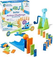 Learning Resources Botley The Coding Robot Accessory Set, Multicolor, 38 Pieces