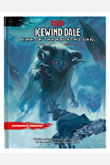 Icewind Dale: Rime of the Frost maiden (D&D Adventure Book) (Dungeons & Dragons) Hardcover