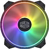 Cooler Master MasterFan MF200R ARGB PCケースファン 20cm FN1313 R4-200R-08FA-R1
