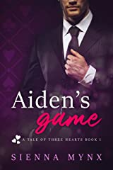 Aiden's Game: A Casino Boss Love Story Kindle Edition