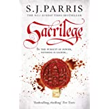 Sacrilege: The thrilling historical crime book from the No. 1 Sunday Times bestselling author (Giordano Bruno, Book 3)