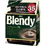 AGF ブレンディ 袋 70g×4袋 【 インスタントコーヒー 】【 水に溶けるコーヒー 】【 詰め替え エコパック 】