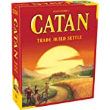 Catan Studios CN3071 The Settlers of Catan, Asmodee Board Game