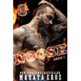 Noose (A Biker Club Dark Suspenseful Romance Thriller) (Road Kill MC Book 1)