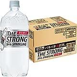 サントリー THE STRONG 天然水スパークリング 炭酸水 1050ml ×12本