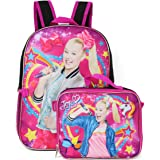 Nickelodeon Jojo Siwa Backpack Lunchbag Set, Rainbow (Multicoloured) - Jojo