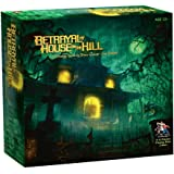 Wizzards of the Coast 266330000WOC Betrayal at House On The Hill- 2nd Edition, Green