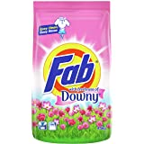 Fab Powder Detergent, Downy, 4.7kg
