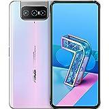 ASUSスマートフォン ZenFone 7 Pro【日本正規代理店品】(8GB/256GB/Qualcomm Snapdragon 865 Plus/6.67インチ ワイド ナノエッジAMOLEDディスプレイ Corning Gorilla Gla