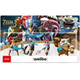 The Champions Amiibo - The Legend of Zelda: Breath of the Wild Collection (Nintendo Wii U/Nintendo 3DS/Nintendo Switch)