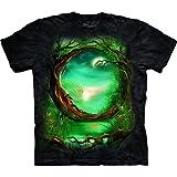 The Mountain Men's Moon Tree T-Shirt