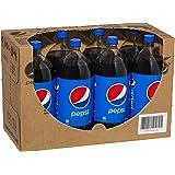 Pepsi Cola Soft Drink, 8 x 2L