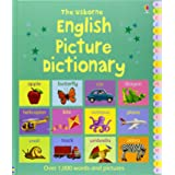 English Picture Dictionary (First Picture Book)
