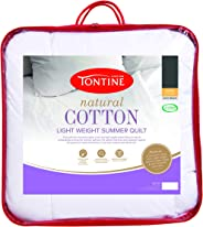 Tontine Natural Cotton Quilt, King