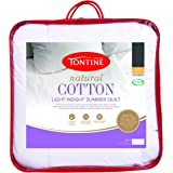 Tontine T7741 Natural Cotton Quilt, King