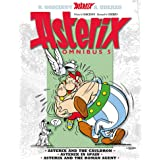 Asterix: Asterix Omnibus 5: Asterix and The Cauldron, Asterix in Spain, Asterix and The Roman Agent