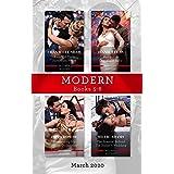 Modern Box Set 5-8 March 2020/Proof of Their Forbidden Night/Her Boss's One-Night Baby/Demanding His Billion-Dollar Heir/The