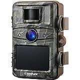 【2020 Upgrade】 Campark Trail Camera 16MP 1080P Game&Hunting Camera No Glow Night Vision 44 Pcs Invisible IR LEDs Wildlife Cam