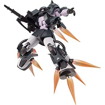 ROBOT魂 機動戦士ガンダム [SIDE MS] MS-06R-1A 高機動型ザクII ver. A.N.I.M.E~黒い三連星~ 約125mm ABS&PVC製 塗装済み可動フィギュア