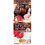サロン ド プロ ヘアマニキュア・スピーディ 4 ライトブラウン 100g (白髪用)