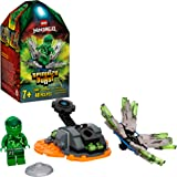 LEGO NINJAGO Spinjitzu Burst - Lloyd 70687 Ninja Playset Building Kit Featuring Ninja Action Figure (48 Pieces)