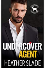 Undercover Agent: A Hero Club Novel Kindle Edition