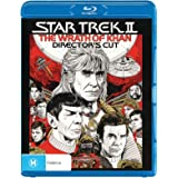 Star Trek 2 - The Wrath Of Khan: Director'S Cut (Blu-ray)