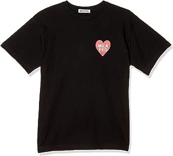 [ミルクフェド] 103201011040 ショートスリーブ Tシャツ 浮世絵ハート SS TEE UKIYOE HEART レディース