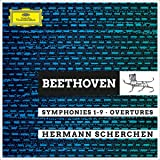 Beethoven Symphonies 1-9, Overtures (8Cd)
