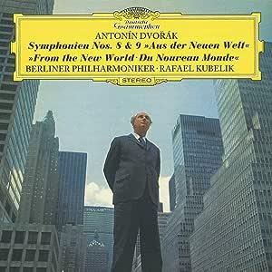 Dvorak: Symphonies 8 & 9