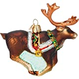 Old World Christmas Reindeer Ornament