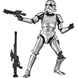 Star Wars The Black Series Carbonized Collection Stormtrooper Toy 6-Inch-Scale Star Wars: The Empire Strikes Back Collectible