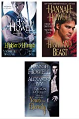 Highland Hunger Bundle with Yours for Eternity & Highland Beast Kindle Edition