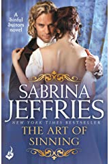 The Art of Sinning: Sinful Suitors 1: Sweeping Regency romance at its best! Kindle Edition