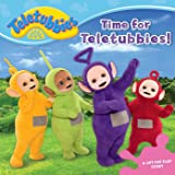 Time for Teletubbies!: A Lift-The-Flap Story