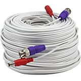 Swann SWPRO-60ULCBL-GL Security Extension Cable 200ft/60m, White