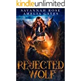 Rejected Wolf: A Rejected Mate Shifter Romance (Virga's Doom Book 1)