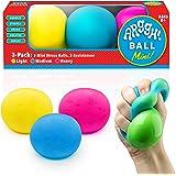 Power Your Fun Mini Stress Balls - 3 Pack