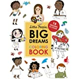 Little People, Big Dreams Coloring Book: 15 Dreamers to Color