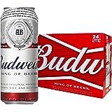 バドワイザー ビール 473ml缶 [ ラガータイプ アメリカ 473ml×24本 ]